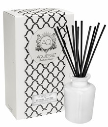 Aquiesse White Currents Collection Fennel Fougere Reed Diffuser