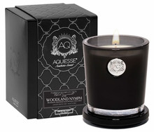 Aquiesse Black Currents Collection Woodland Nymph Large Soy Candle