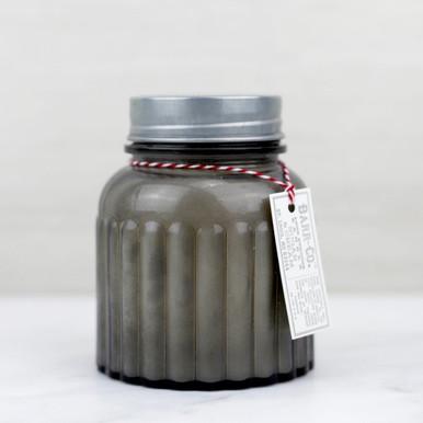Barr-Co. Sugar & Cream Apothecary Jar Candle