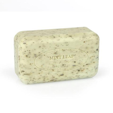Pre de Provence Mint Leaf Shea Butter EnrichedSoap Bar