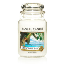 Coconut Bay 22oz Candle by Yankee