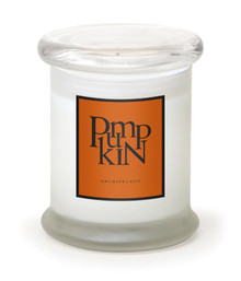 Archipelago Pumpkin AB Home Frosted Jar Candle
