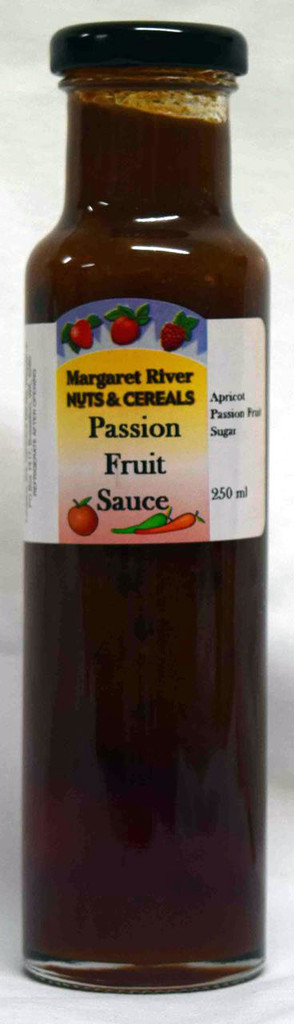 Passion Fruit Sauce