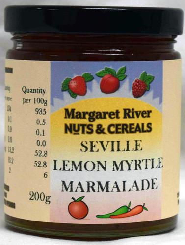 Seville Lemon Myrtle Marmalade