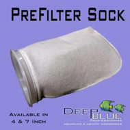 Deep Blue Professional 200-Micron Filter Sock 7 by 17-Inch