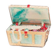 Penn-Plax Treasure Chest - Small