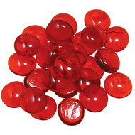 GemStones Decorative Aquarium Stones Red 90/bag