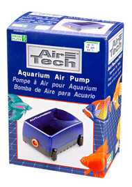 Penn-plax 10 Gallon Air Tech Aquarium Air Pump