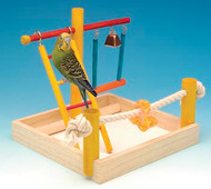 Penn-Plax Medium Bird Activity Center for Small Birds
