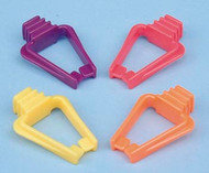 Penn Plax 4-Pack Universal Clips for Bird Cage