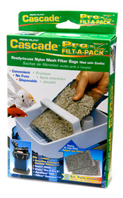 Penn Plax Cascade Pro-Z Canister Fliter for Aquariums 2-Pack