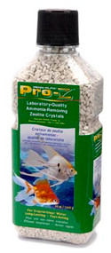 Penn Plax Pro-Z Ammonia-Removing Zeolite Crystals for Aquarium Medium