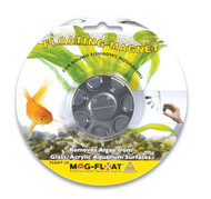 Mag Float Round Fish Bowl for Aquarium Cleaner