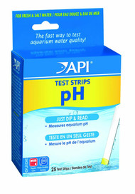 API PH test Strips 25ct