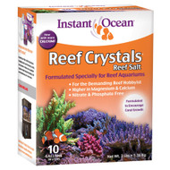 Instant Ocean Reef Crystal Sea Salt Marine Mix 10-Gallon