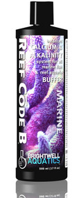 Brightwell Aquatics Reef Code B Balanced Calcium & Alkalinity System - 500ml