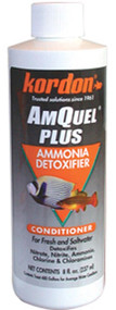 Kordon Amquel Plus Ammonia Detoxifier for Aquarium 8-Ounce