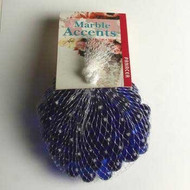 Panacea Products Blue 100 Count Pan Marbles for Aquarium