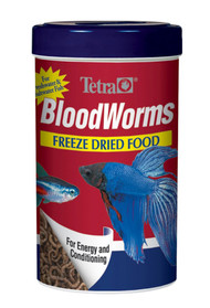 Tetra Freexe Dried Bloodworms 0.28oz