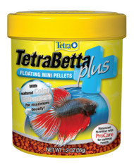 Tetra Betta PLUS Mini Pellets 1.2-Ounce