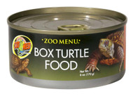 Zoo Med Box Turtle Wet Food 6-Ounce