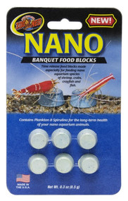 Zoo Med Nano Banquet Block Mini 0.3 oz