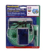 Penn Plax Smallworld Fishbowl Filter Kit