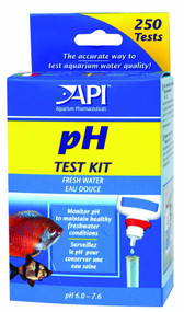 API Freshwater PH Test Kit 250 tests per Kit