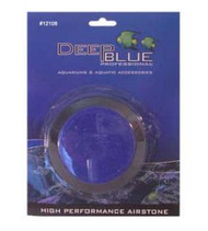 "Deep Blue High Performance Air Stone 4"" Disk"