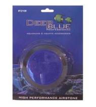 """Deep Blue High Performance Air Stone - 4"""" Disk"""