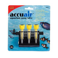 JW Pet Accuair Gang Valve 3-Way