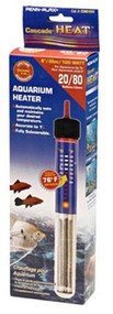 Penn Plax Cascade Preset Submersible Aquarium Heater, 100-Watt