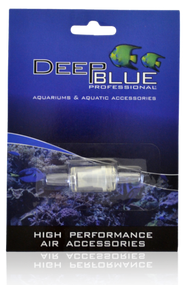 Deep Blue Professional High Performance Inline Air Check Valve