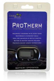 Deep Blue Professional Protherm Digital Thermometer for Aquarium
