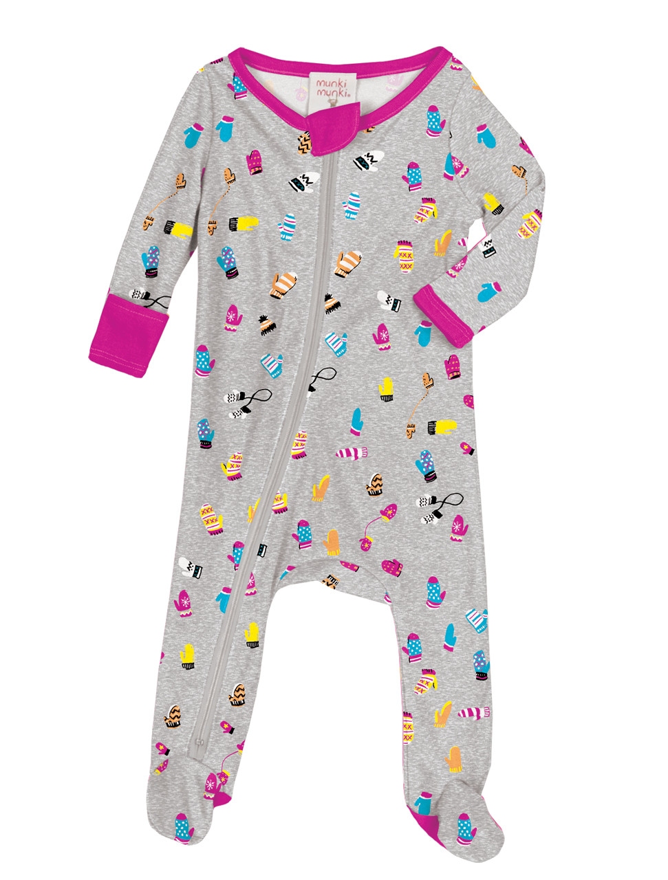 Blanket Sleeper, infant blanket sleeper, mitten pajamas ...