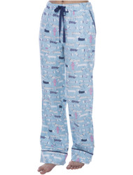 Sweater Dogs Flannel Pant (M01431)