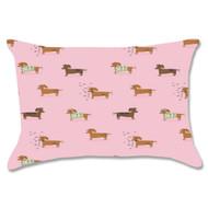 Weiner Dogs Pillow