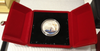 World's Most Romantic Cities - 2013 Venice 1oz Silver Coloured Gilded Proof Cook Islands Coin - Presentation Case