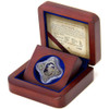 2014 Lady of Fortune 1oz Silver Antique Tokelau Coin - Presentation Case