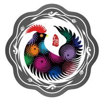 2017 Tokelau Year of the Rooster 1oz Silver Coin