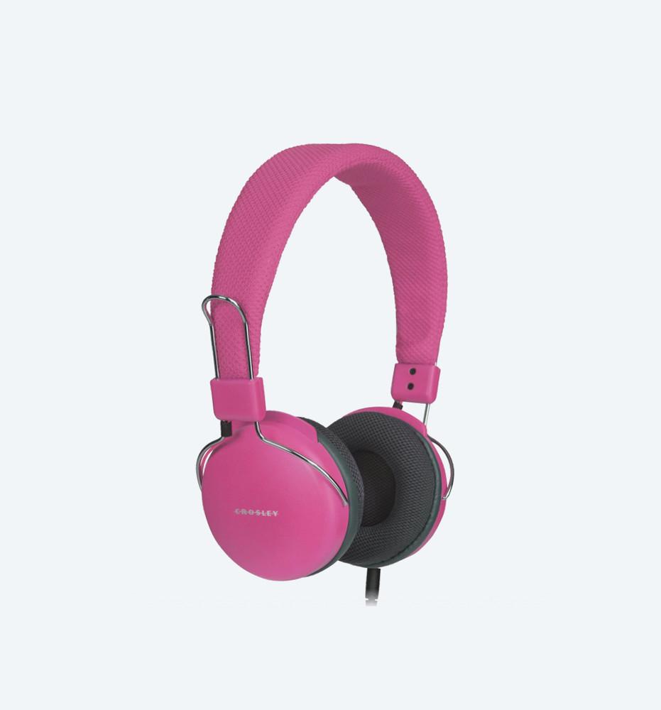 Amplitone Headphones - Pink