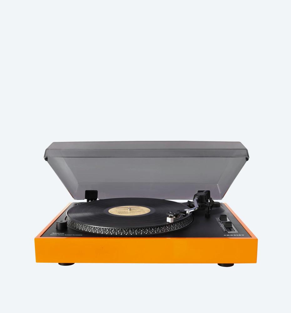 Advance Turntable - Orange