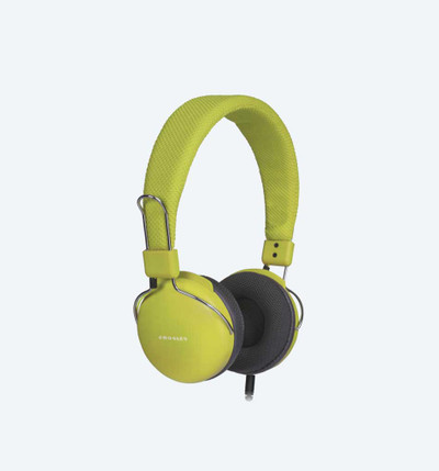 Amplitone Headphones - Green