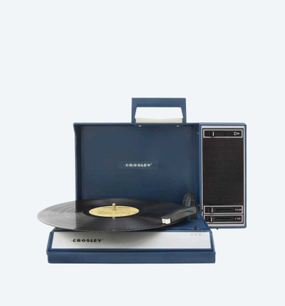 Spinnerette Turntable - Blue