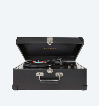 Traveller Turntable - Black
