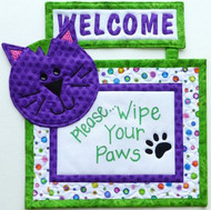 Please Wipe Your Paws