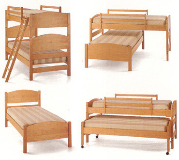 Beautiful ... Pacific Rim Furniture Four In One Sleep System. Image 1