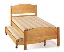 Wonderful ... Pacific Rim Furniture Trundle Bed. Image 1