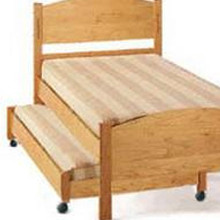 Pacific Rim Furniture Trundle Bed