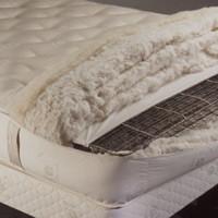 Vivetique Innerspring Mattress (Organic Cotton / Pure Grow Wool)